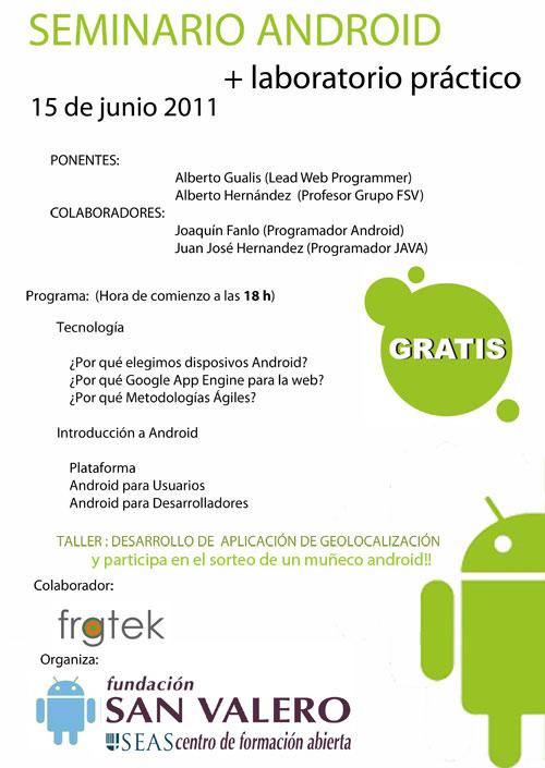 Seminario Android