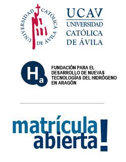 Título propio Universidad Católica de Ávila + Título Fundación Hidrógeno Aragón